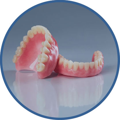 Missing Teeth Icon for Cosmetic Treatments in Removable Dentures Seton, Calgary SE