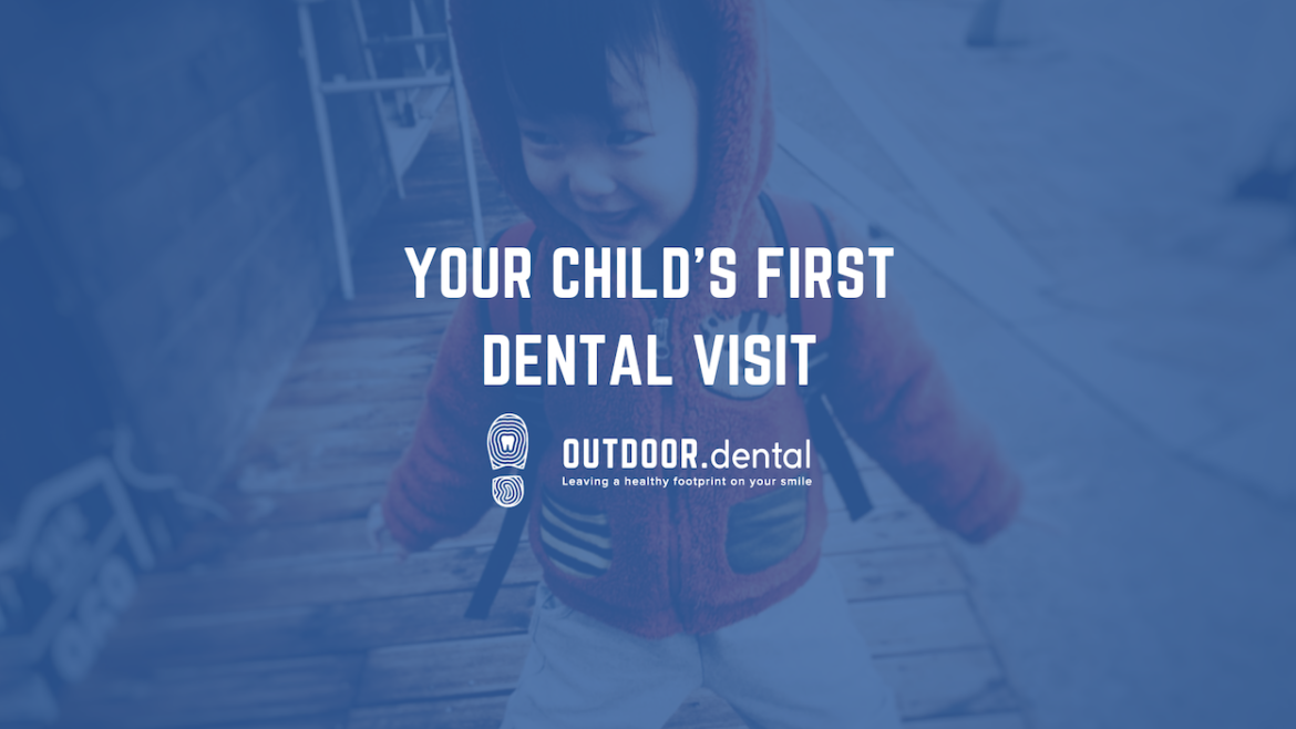 dentistry for children blog about how to prepare for your child's first visit