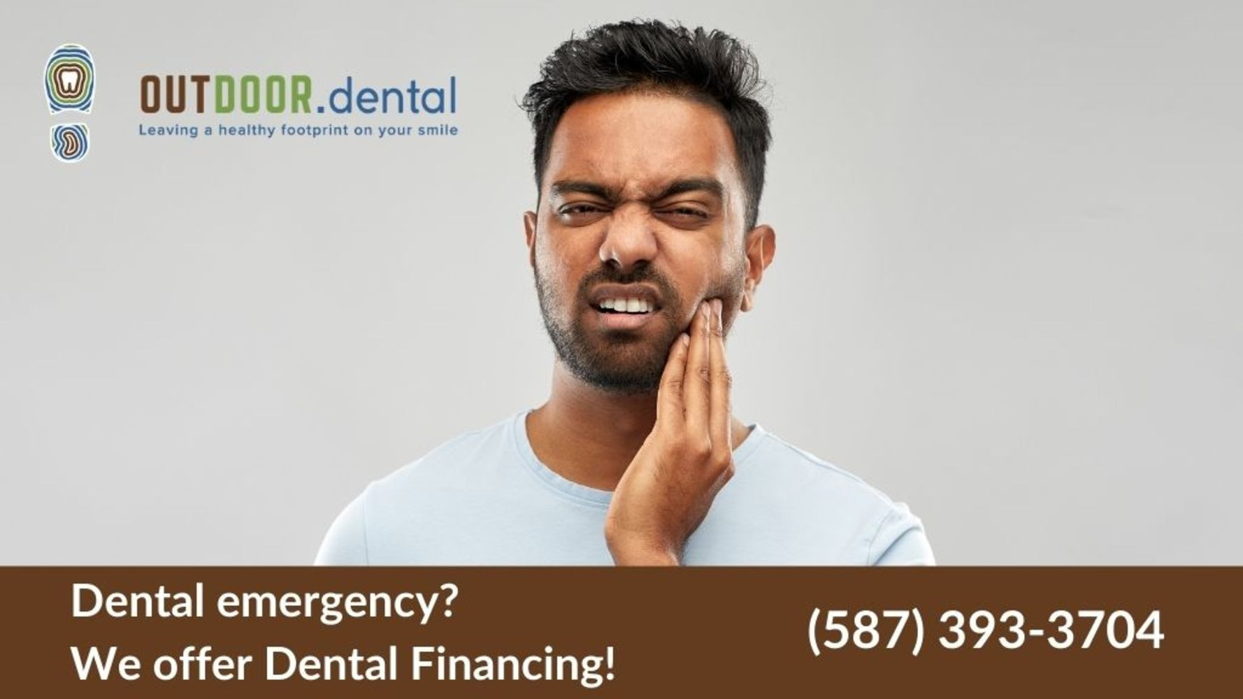 Dental financing for broken tooth, dental implants, root canals, invisalign, tooth pain and more