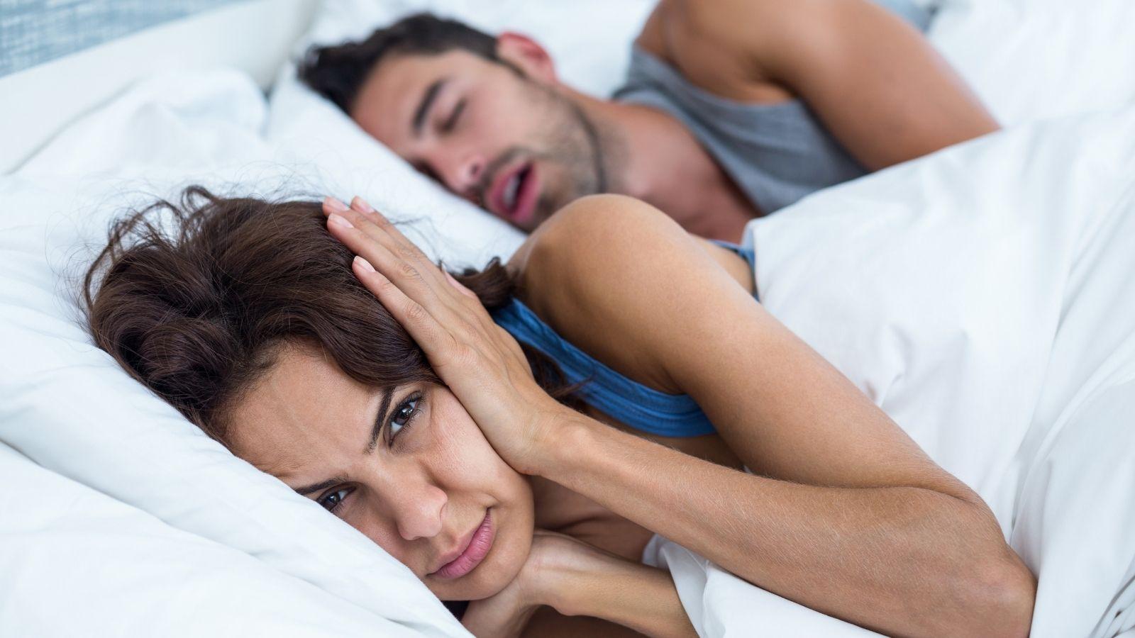 snoring treatment snoring remedies